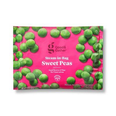 Frozen Sweet Peas 12oz - Good & Gather™
