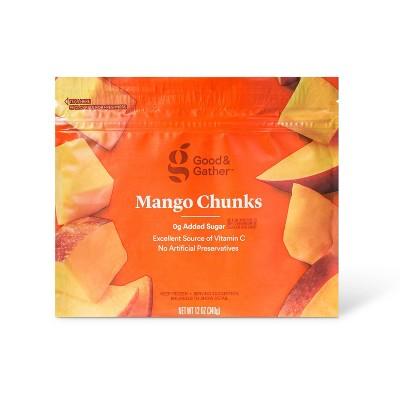 Frozen Mango Fruit Chunks - 12oz - Good & Gather™