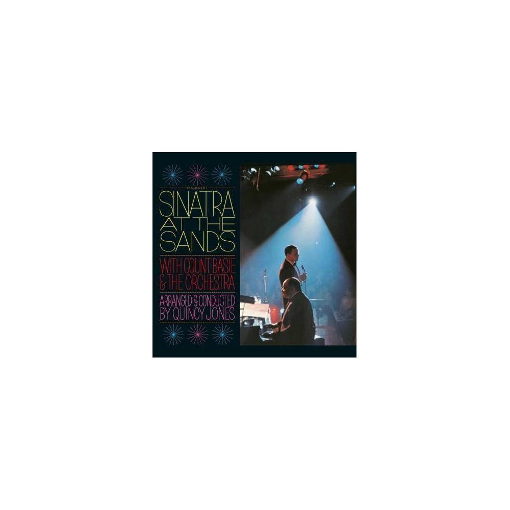 Frank Sinatra Sinatra At The Sands 2 Lp Vinyl