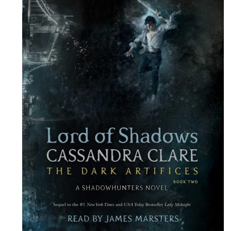 Lord of Shadows (Unabridged) (CD/Spoken Word) (Cassandra Clare) - image 1 of 1