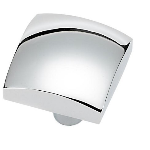 """Alno A520 Style Cents 1-1/4"""" Square Cabinet Knob - image 1 of 1"""