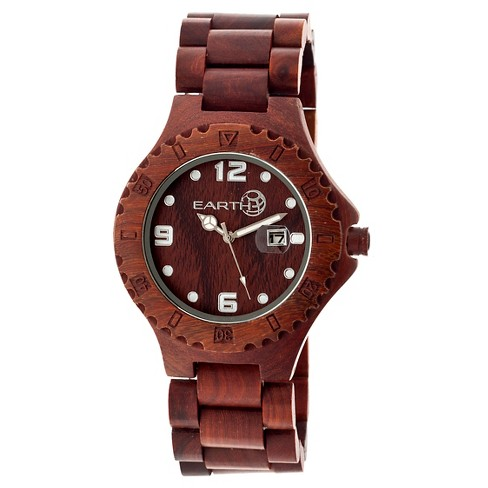 EARTH Men's Wristwatch Red - image 1 of 3
