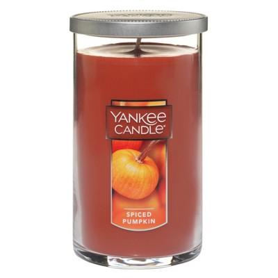 Yankee Candle® - Pillar Candle Spiced Pumpkin 12oz