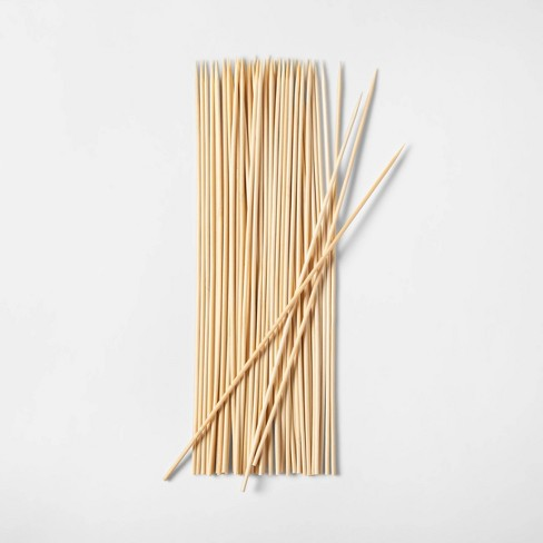 50ct Bamboo Grill Skewers Natural - Sun Squad™ - image 1 of 1