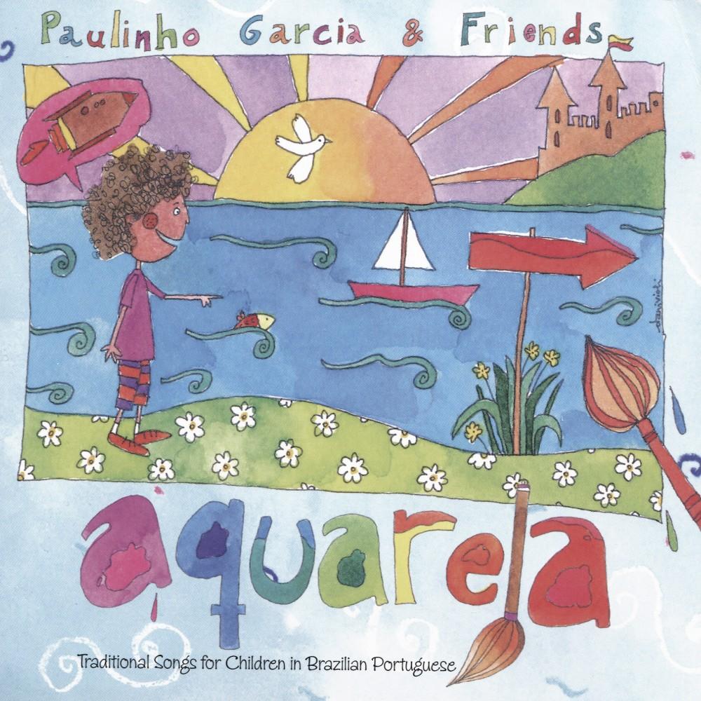 Paulinho Garcia - Aquarela (CD)