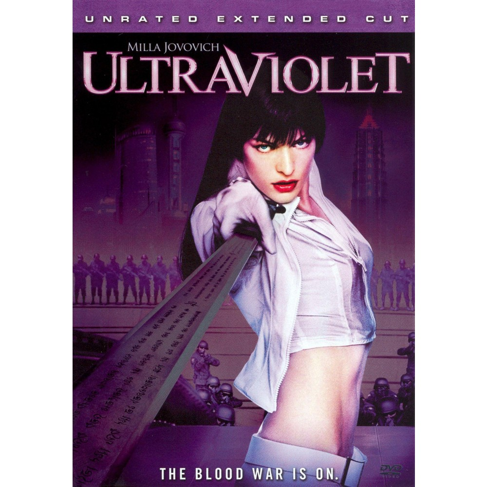 Ultraviolet (WS) (Unrated Extended Cut) (dvd_video)