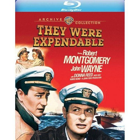 They Were Expendable (Blu-ray) - image 1 of 1