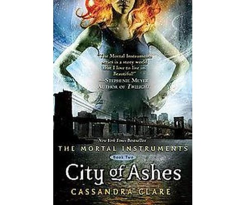 City of Ashes (Hardcover) (Cassandra Clare) - image 1 of 1