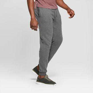 Men's Authentic Fleece Sweatpants Jogger Pants - C9 Champion® Charcoal Heather S