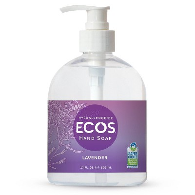 ECOS Hand Soap - Lavender - 17 fl oz