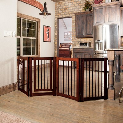 Primetime Petz 360 Configurable Dog Gate with Door - 30""