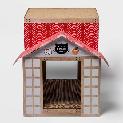 Sushi Cat Scratch House - Boots & Barkley™