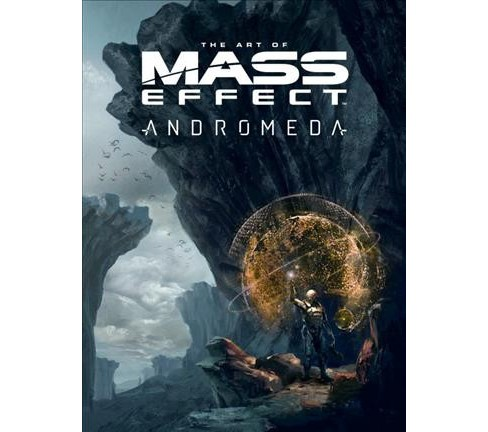 Art of Mass Effect Andromeda (Hardcover) - image 1 of 1