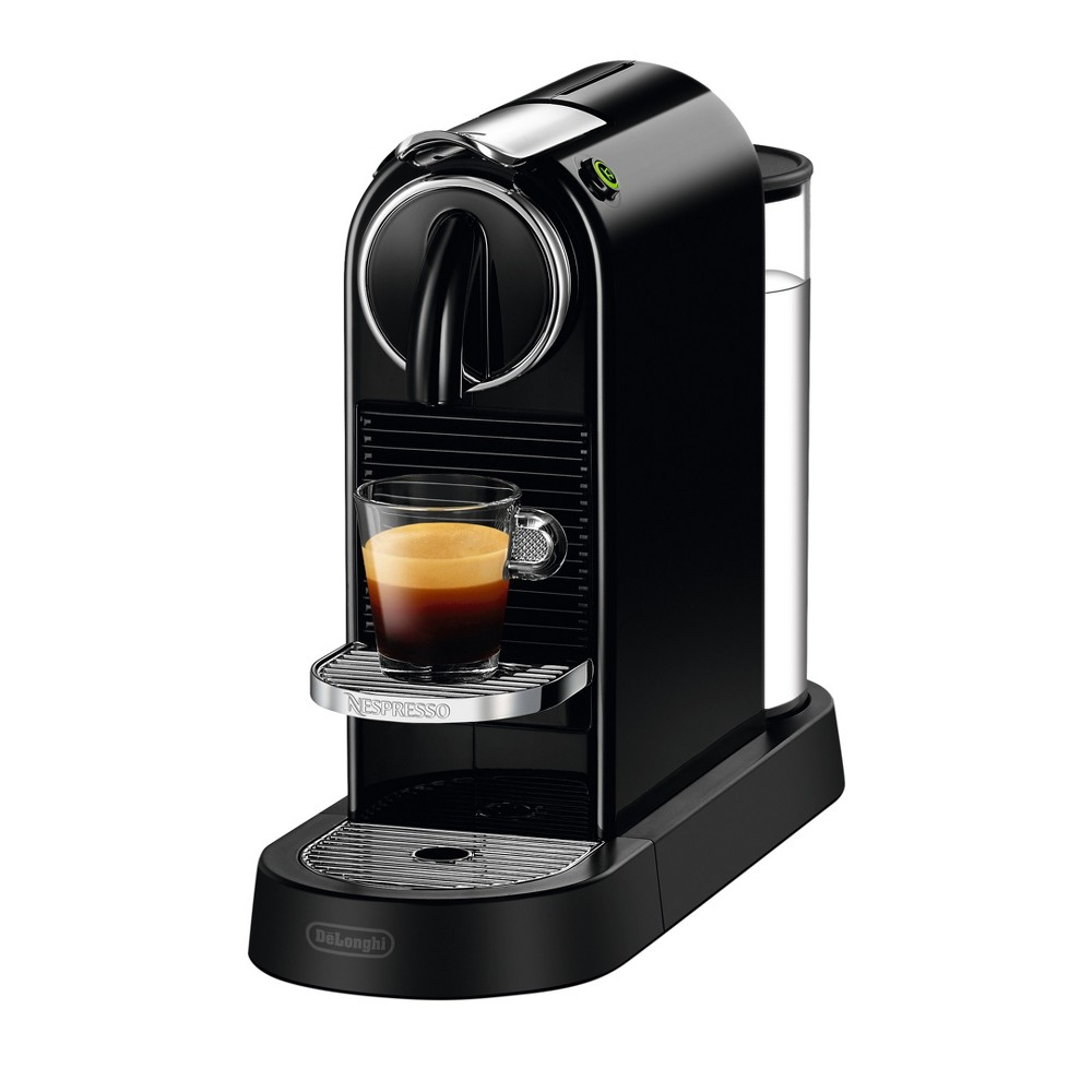 Nespresso CitiZ Espresso Machine Black by De'Longhi 51471615