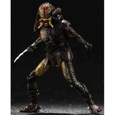 Berserker Predator Unmasked Version PX Previews Exclusive 1:18 Scale   Predators   Hiya Toys Action figures