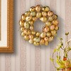 """12"""" Gilded Easter Egg Wreath - National Tree Company - image 2 of 2"""