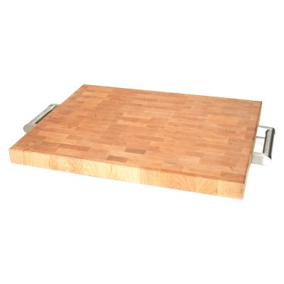 La Baie de l'artisan 16 X20 X1.5  Maple Butcher Block