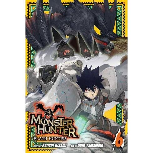 Monster Hunter: Flash Hunter, Volume 6 - by  Keiichi Hikami (Paperback) - image 1 of 1