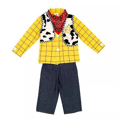 Disney Toy Story Woody Costume