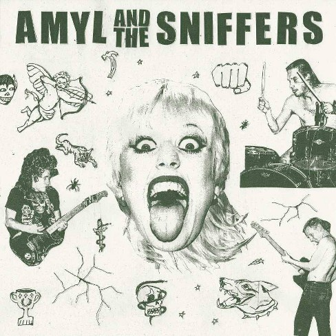 Amyl And The Sniffers - Amyl And The Sniffers (Vinyl) - image 1 of 1