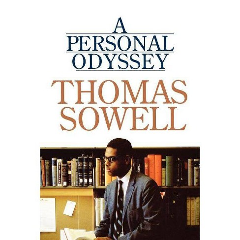 A Personal Odyssey - by  Thomas Sowell (Paperback) - image 1 of 1