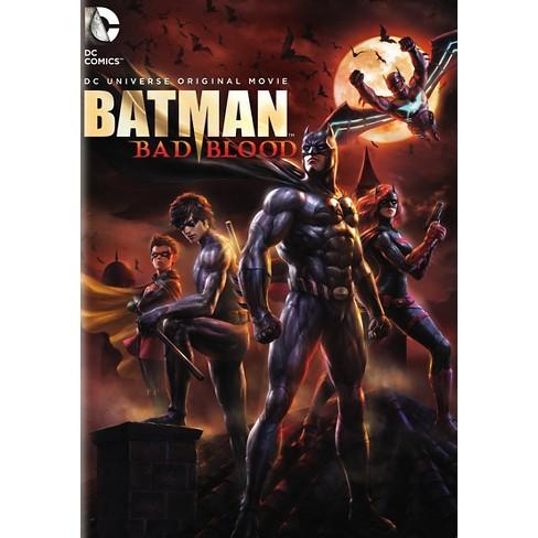 Image result for batman bad blood movie poster