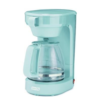 Dash 12 Cup Express Coffee Maker - Aqua