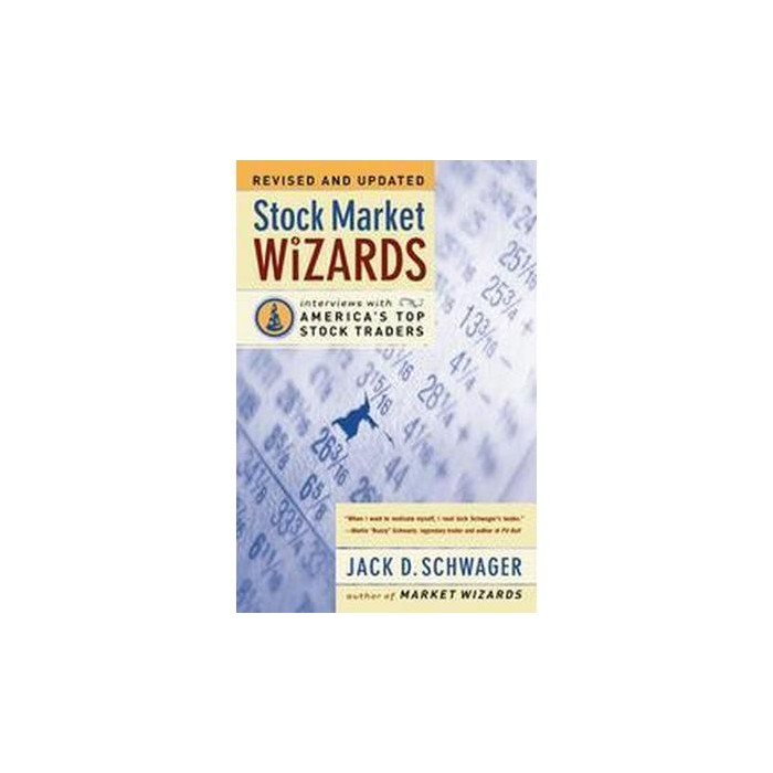 Stock Market Wizards - by  Jack D Schwager (Paperback) - image 1 of 1