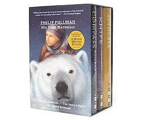 His Dark Materials : The Golden Compass/The Subtle Knife/The Amber Spyglass (Hardcover) (Philip Pullman) - image 1 of 1