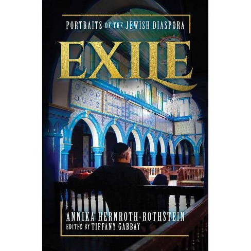 Exile - by  Annika Hernroth-Rothstein (Hardcover) - image 1 of 1