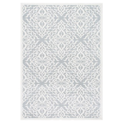 Sterling Gray Solid Loomed Area Rug - (9'x12')- nuLOOM