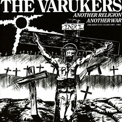 Varukers - Another Religion Another War (CD) - image 1 of 1