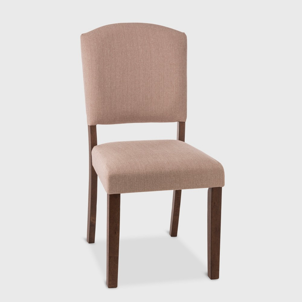 Set Of 2 Emerson Parson Dining Chair Brown - Hillsdale Furniture