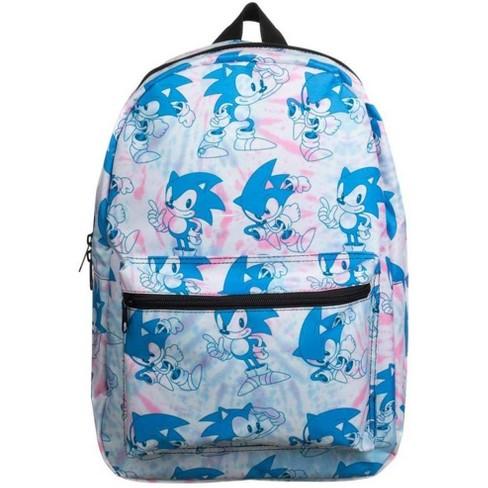 Sonic The Hedgehog Sonic Tie Dye Backpack Target