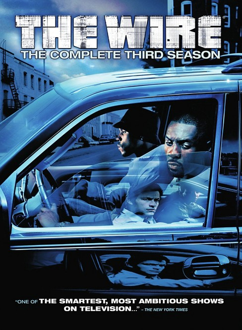 The Wire: The Complete Third Season (5 Discs) (dvd_video) - image 1 of 1