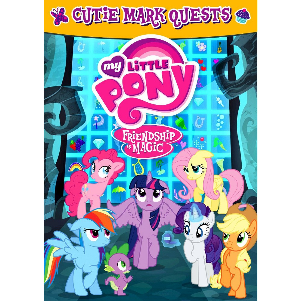 My Little Pony: Friendship Is Magic - Cutie Mark Quests