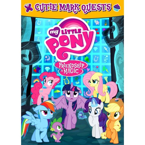 My Little Pony: Friendship Is Magic - Cutie Mark Quests - image 1 of 1