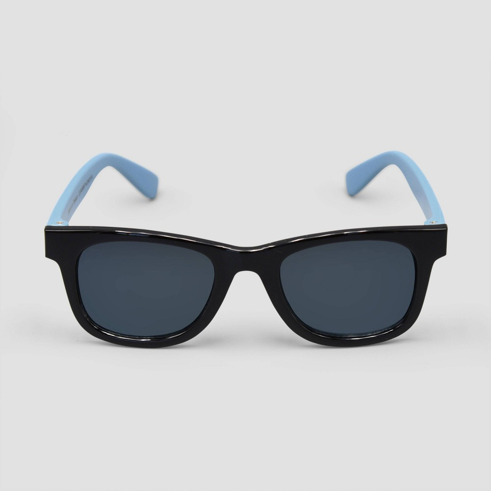 Image of Baby Boys' Classic Sunglasses - Just One You made by carter's Black, Boy's, Size: Small