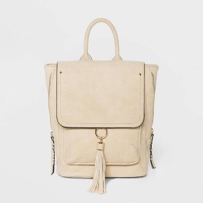 VR NYC Zip Closure Shoulder Handbag