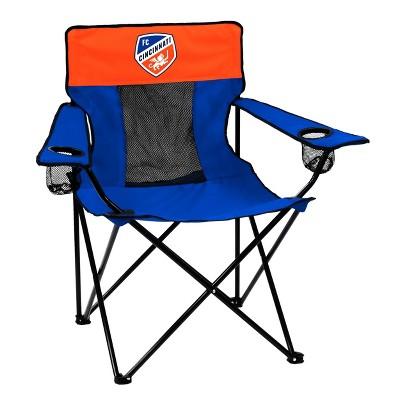 MLS FC Cincinnati Elite Outdoor Portable Chair