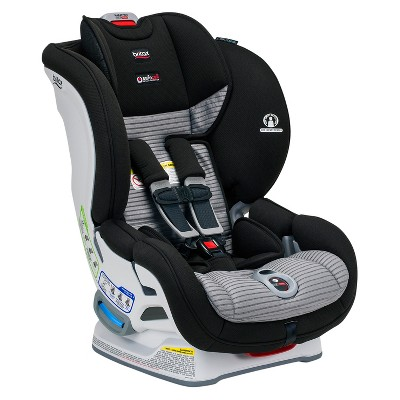 Britax Marathon Click Tight Dual Comfort Convertible Car Seat - Black/Gray