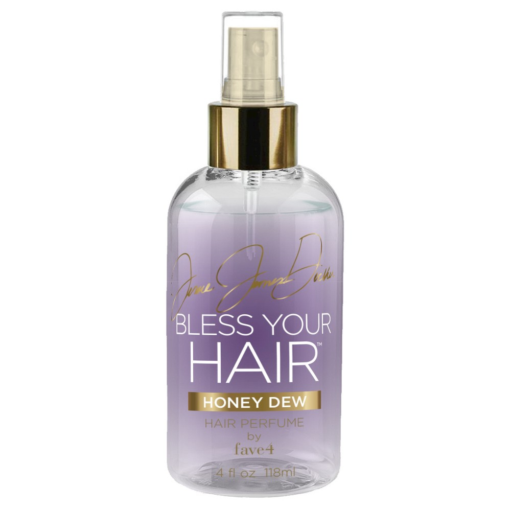 Fave 4 Bless Your Hair by Jessie James Decker Honey Dew Hair Perfume - 4 fl oz, Light Purple