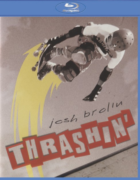 Thrashin (Blu-ray) - image 1 of 1