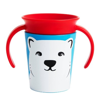 Munchkin Miracle 360° WildLove Trainer Cup - 6oz