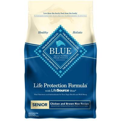 Dog Food: Blue Buffalo Life Protection Senior