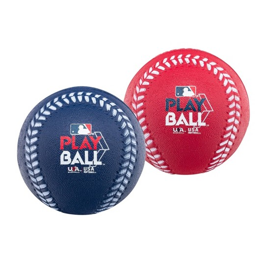 Franklin Sports MLB Oversized Foam Baseballs image number null