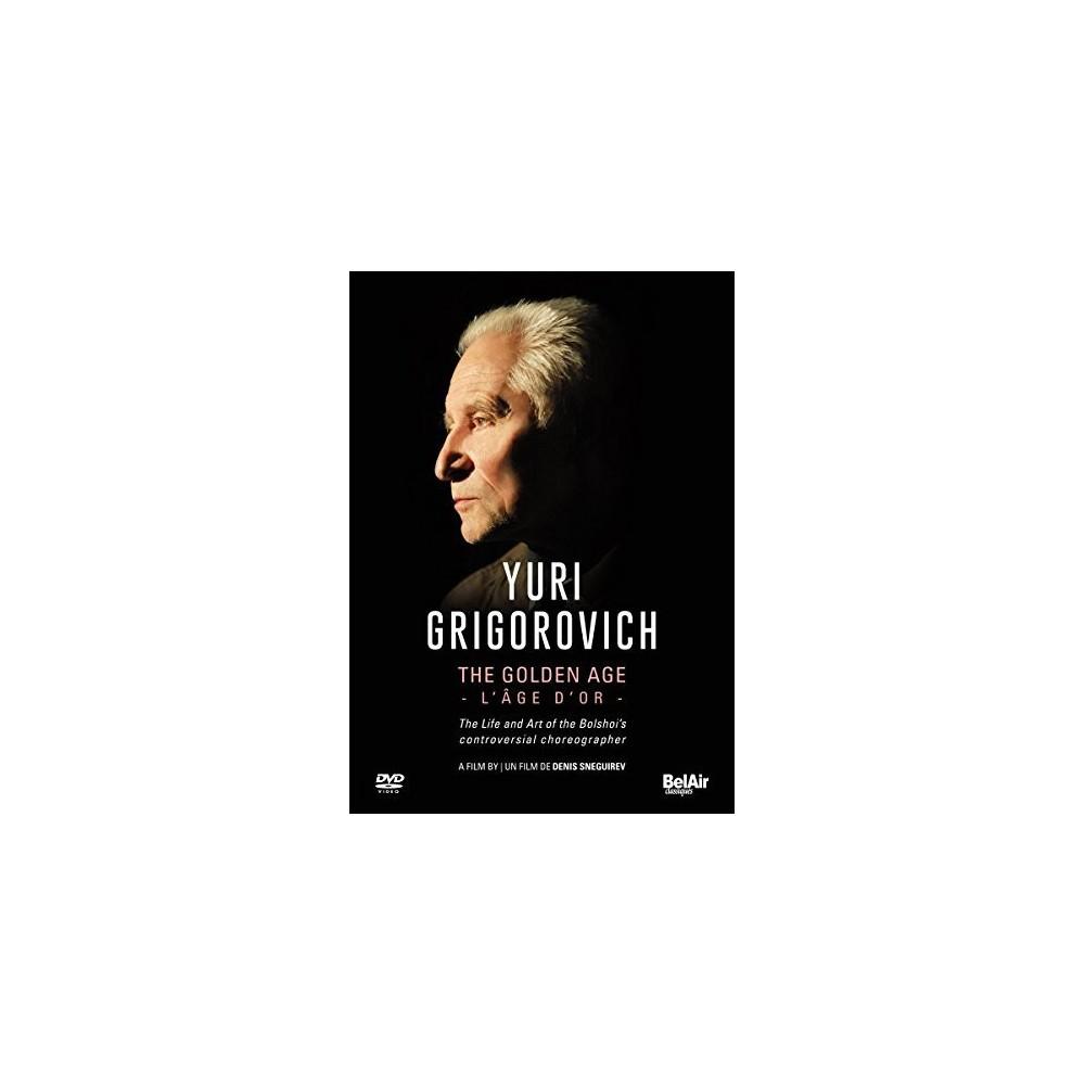 Yuri Grigorovich:Golden Age (Dvd)