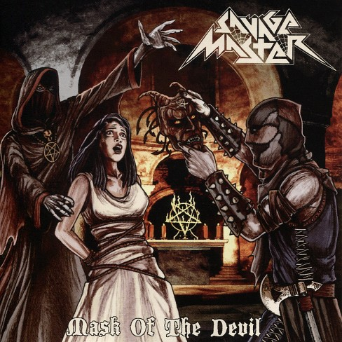 Savage Master - Mask Of The Devil (CD) - image 1 of 1