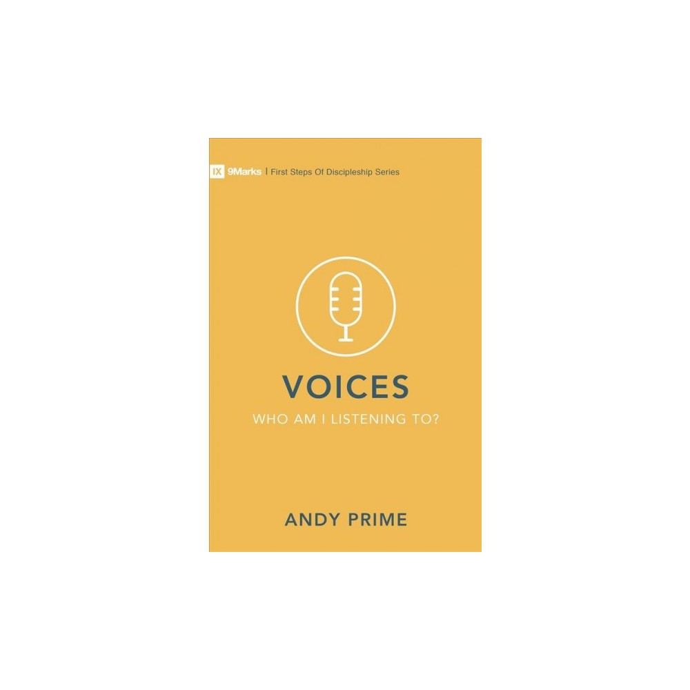 Voices : Who Am I Listening To? - 2 (9 Marks First Steps) by Andy Prime (Paperback)
