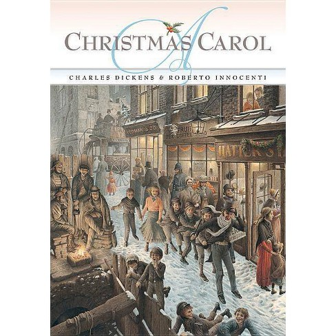 A Christmas Carol - by  Charles Dickens (Hardcover) - image 1 of 1